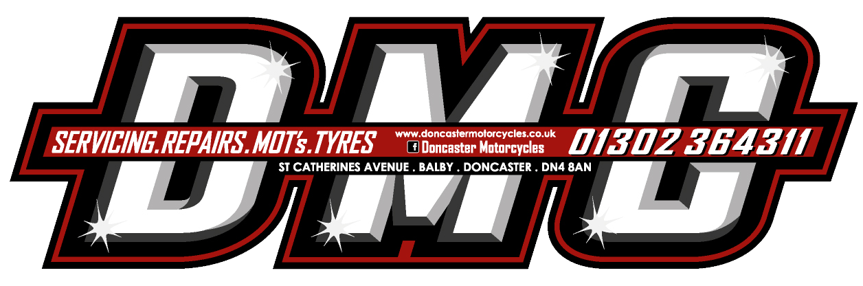 DMG Logo - Servicing, MOT Testing, Tyres & Repairs